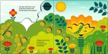 43827 Bücher Wie kleine Tiere groß werden: Die kleine Raupe von Ravensburger 11