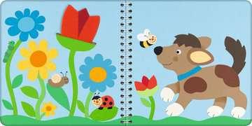 43832 Babybücher und Pappbilderbücher Mein erstes Zieh- und Spielbuch: Meine Tiere von Ravensburger 8