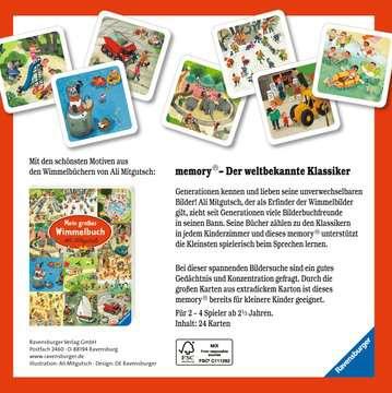 43833 Kinderspiele Meine schönsten Wimmelbilder memory® von Ravensburger 3
