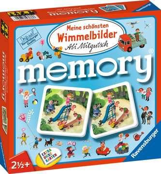 43833 Kinderspiele Meine schönsten Wimmelbilder memory® von Ravensburger 4