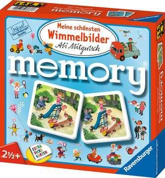 43833 Kinderspiele Meine schönsten Wimmelbilder memory® von Ravensburger 5
