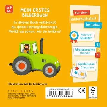 43836 Babybücher und Pappbilderbücher Viele bunte Autos von Ravensburger 3