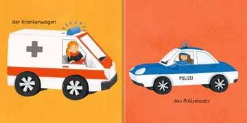 43836 Babybücher und Pappbilderbücher Viele bunte Autos von Ravensburger 4