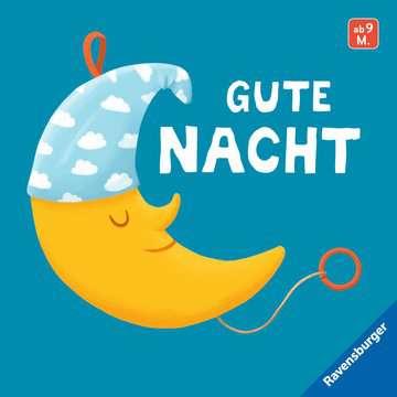 43837 Babybücher und Pappbilderbücher Gute Nacht von Ravensburger 1