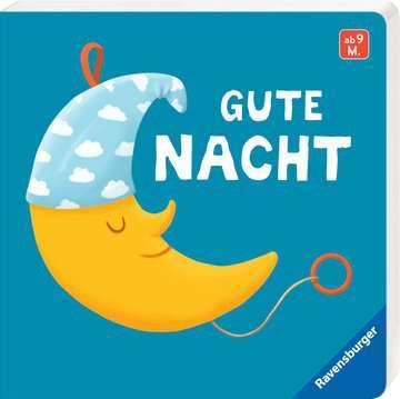 43837 Babybücher und Pappbilderbücher Gute Nacht von Ravensburger 2