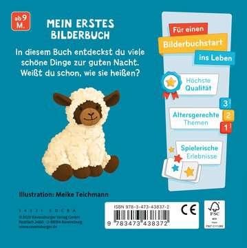 43837 Babybücher und Pappbilderbücher Gute Nacht von Ravensburger 3