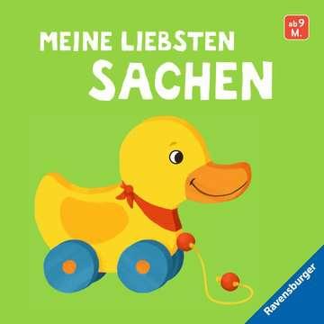 43838 Babybücher und Pappbilderbücher Meine liebsten Sachen von Ravensburger 1