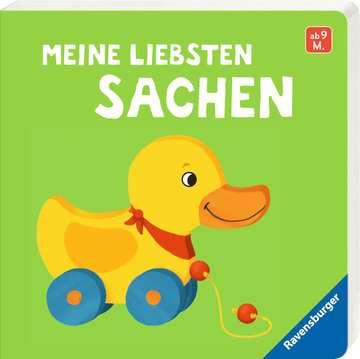 43838 Babybücher und Pappbilderbücher Meine liebsten Sachen von Ravensburger 2
