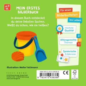 43838 Babybücher und Pappbilderbücher Meine liebsten Sachen von Ravensburger 3