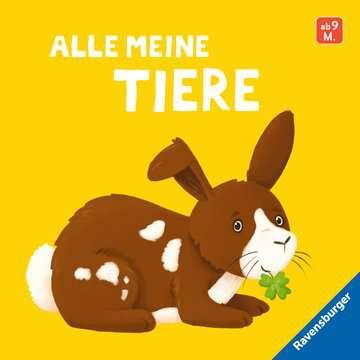 43839 Babybücher und Pappbilderbücher Alle meine Tiere von Ravensburger 1