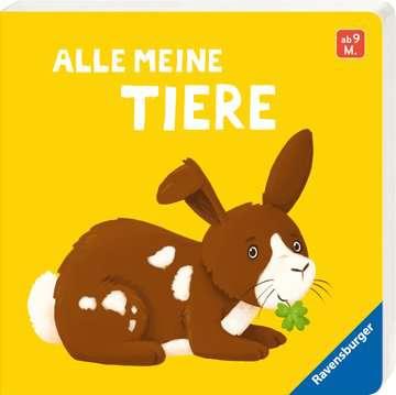 43839 Babybücher und Pappbilderbücher Alle meine Tiere von Ravensburger 2