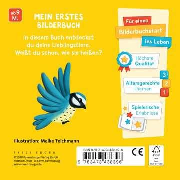 43839 Babybücher und Pappbilderbücher Alle meine Tiere von Ravensburger 3