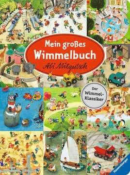 43841 Babybücher und Pappbilderbücher Mein großes Wimmelbuch von Ravensburger 1