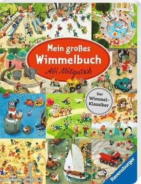 43841 Babybücher und Pappbilderbücher Mein großes Wimmelbuch von Ravensburger 2