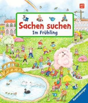 43842 Babybücher und Pappbilderbücher Sachen suchen: Im Frühling von Ravensburger 1