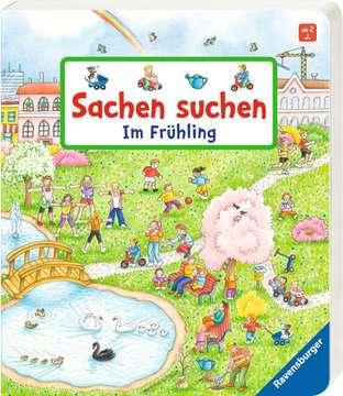 43842 Babybücher und Pappbilderbücher Sachen suchen: Im Frühling von Ravensburger 2