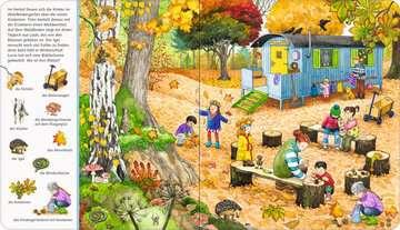 43843 Babybücher und Pappbilderbücher Mein großes Sachen suchen: Bei uns im Wald von Ravensburger 4