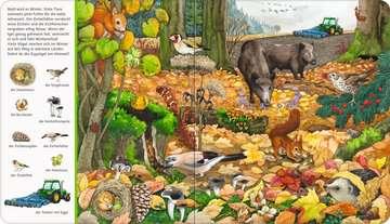 43843 Babybücher und Pappbilderbücher Mein großes Sachen suchen: Bei uns im Wald von Ravensburger 5