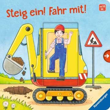 43845 Babybücher und Pappbilderbücher Steig ein! Fahr mit! von Ravensburger 1