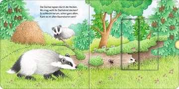 43846 Babybücher und Pappbilderbücher Wer hat sich hier versteckt? Suche die Waldtiere von Ravensburger 3