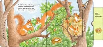43846 Babybücher und Pappbilderbücher Wer hat sich hier versteckt? Suche die Waldtiere von Ravensburger 12