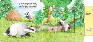 43846 Babybücher und Pappbilderbücher Wer hat sich hier versteckt? Suche die Waldtiere von Ravensburger 13