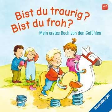 43851 Babybücher und Pappbilderbücher Bist du traurig? Bist du froh? von Ravensburger 1