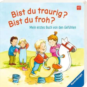 43851 Babybücher und Pappbilderbücher Bist du traurig? Bist du froh? von Ravensburger 2