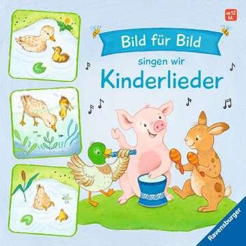 43853 Babybücher und Pappbilderbücher Bild für Bild singen wir Kinderlieder von Ravensburger 1