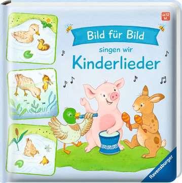 43853 Babybücher und Pappbilderbücher Bild für Bild singen wir Kinderlieder von Ravensburger 2
