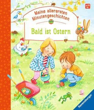 43855 Babybücher und Pappbilderbücher Bald ist Ostern von Ravensburger 1