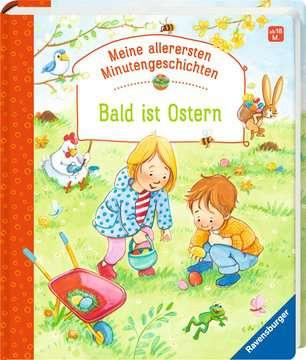 43855 Babybücher und Pappbilderbücher Bald ist Ostern von Ravensburger 2