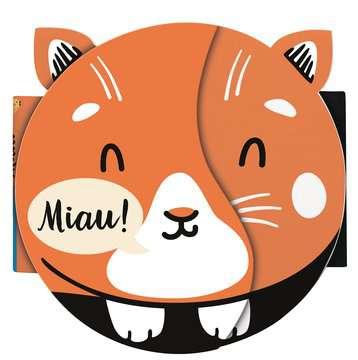 43858 Babybücher und Pappbilderbücher Miau! von Ravensburger 1