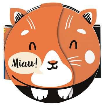 43858 Babybücher und Pappbilderbücher Miau! von Ravensburger 2