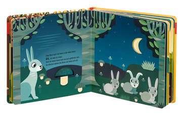 43861 Babybücher und Pappbilderbücher Wie kleine Tiere groß werden: Der kleine Hase von Ravensburger 7