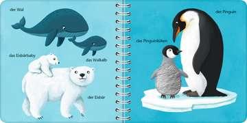 43866 Babybücher und Pappbilderbücher Mein erstes Wörterbuch zum Fühlen: Tierkinder von Ravensburger 4