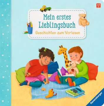 43876 Babybücher und Pappbilderbücher Mein erstes Lieblingsbuch: Geschichten zum Vorlesen von Ravensburger 1