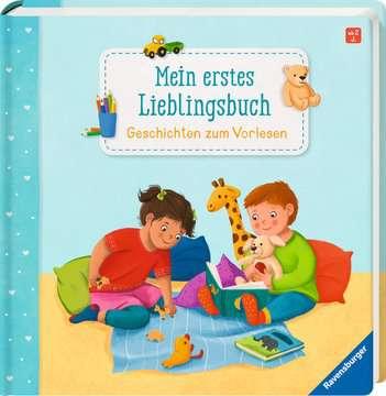 43876 Babybücher und Pappbilderbücher Mein erstes Lieblingsbuch: Geschichten zum Vorlesen von Ravensburger 2