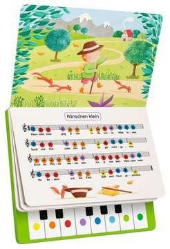 43888 Babybücher und Pappbilderbücher Komm, wir spielen Lieblingslieder! Mein erstes Klavierbuch von Ravensburger 6