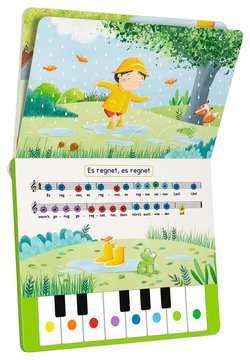 43888 Babybücher und Pappbilderbücher Komm, wir spielen Lieblingslieder! Mein erstes Klavierbuch von Ravensburger 7