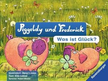 Was ist Glück? Kinderbücher;Bilderbücher und Vorlesebücher - Bild 1 - Ravensburger