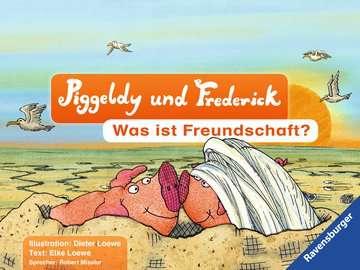 Was ist Freundschaft? Kinderbücher;Bilderbücher und Vorlesebücher - Bild 1 - Ravensburger