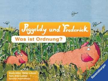 Was ist Ordnung? Kinderbücher;Bilderbücher und Vorlesebücher - Bild 1 - Ravensburger