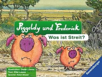 Was ist Streit? Kinderbücher;Bilderbücher und Vorlesebücher - Bild 1 - Ravensburger