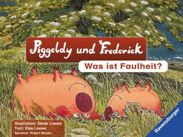 Was ist Faulheit? Kinderbücher;Bilderbücher und Vorlesebücher - Bild 1 - Ravensburger