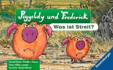 43914 Bilderbücher und Vorlesebücher Was ist Streit? von Ravensburger 1