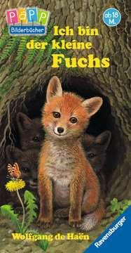 43930 Bilderbücher und Vorlesebücher Ich bin der kleine Fuchs von Ravensburger 1