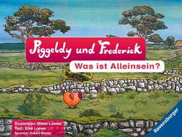 Was ist Alleinsein? Kinderbücher;Bilderbücher und Vorlesebücher - Bild 1 - Ravensburger
