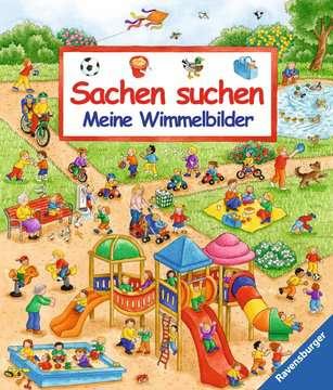 43972 Babybücher und Pappbilderbücher Sachen suchen - Meine Wimmelbilder von Ravensburger 1