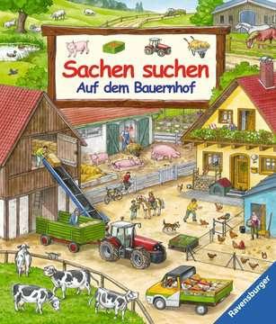 43974 Babybücher und Pappbilderbücher Sachen suchen - Auf dem Bauernhof von Ravensburger 1